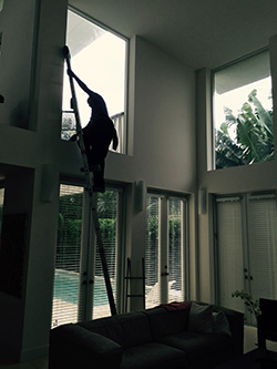 Residential - pressure cleaning